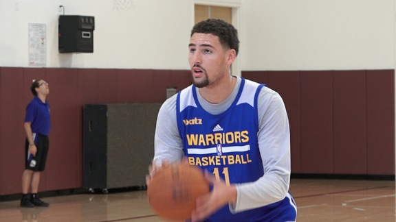 Warriors Set for San Jose Preseason Opener
