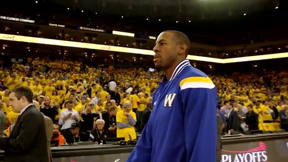 Andre Iguodala Special Edition Bobblehead Night, Presented by Lucky Supermarkets