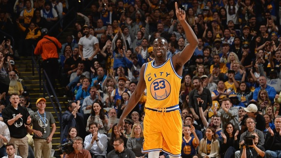 Warriors Plays of the Week: NBA History