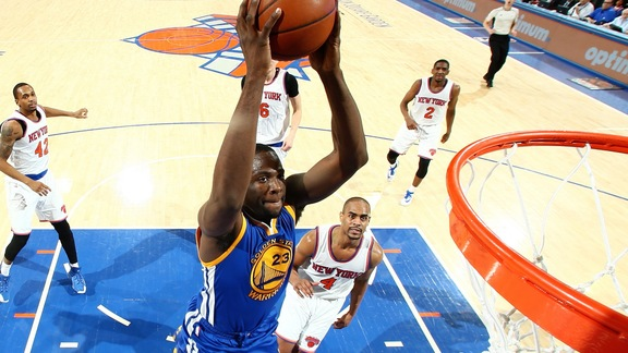 Warriors Plays of the Week: All-Stars Shine