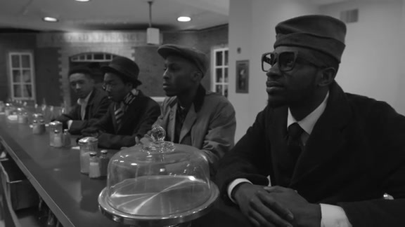 Black History is Golden: Greensboro Four