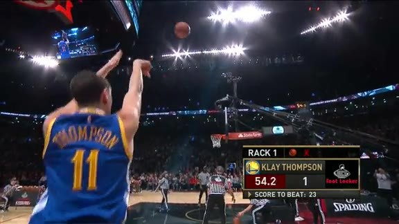 Klay's Final Round Thriller