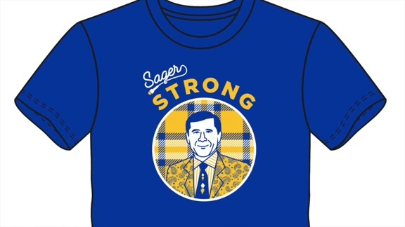 Warriors and Sager Strong