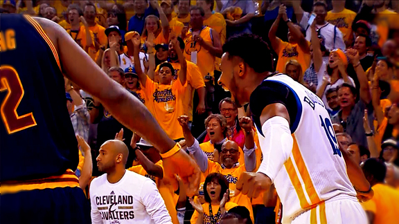 Strength in Numbers: 1 Nation (NBA Finals: Game 4 Trailer)