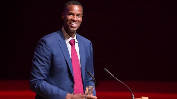 Warriors Stories: Jarron Collins Honored at Stanford