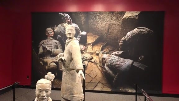 Terracotta Warriors in Philly