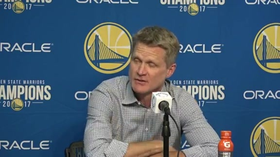 Postgame Warriors Talk: Steve Kerr - 11/12417