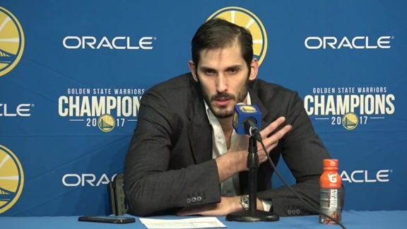 Postgame Warriors Talk: Omri Casspi - 12/14/17