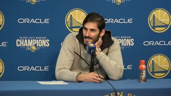 Postgame Warriors Talk: Omri Casspi - 12/20/17