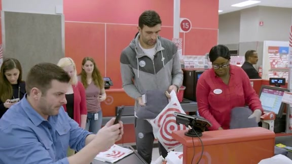 ZTE Shopping Spree with Zaza Pachulia
