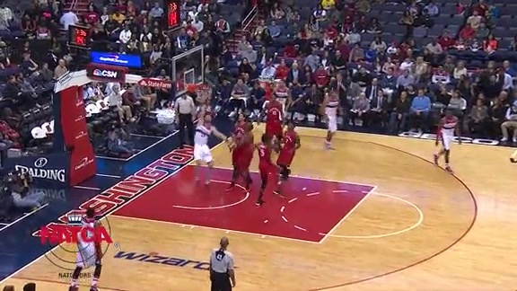 NATCA Flight of the Night #WizRaptors - 11/28/15