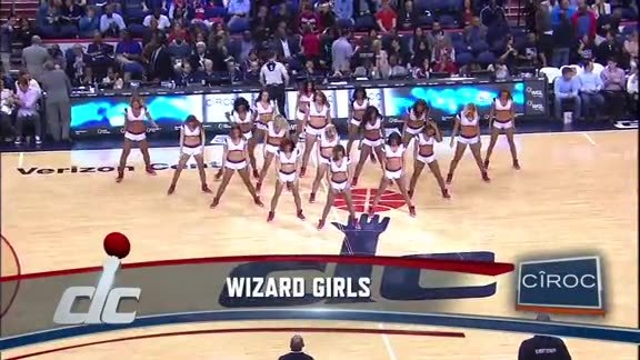 Wizard Girls #WizHawks - 4/13/16