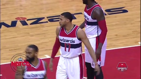 NATCA Flight of the Night: #WizHawks - 4/13/16