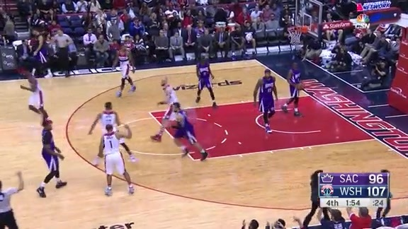 Jared Dudley 2015-16 Highlights