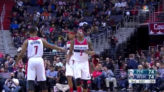 Bradley Beal 2015-16 Highlights