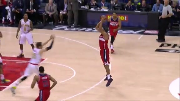 Otto Porter 2015-16 Highlights