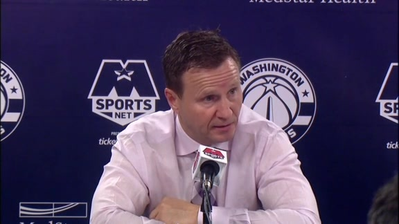 Scott Brooks Postgame vs. ATL - 11/11/17