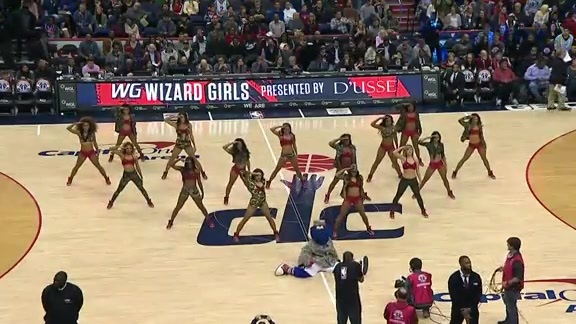 Wizard Girls #WizHawks - 11/11/17
