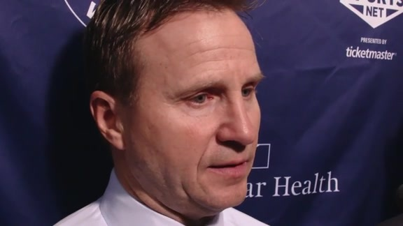 Scott Brooks Postgame - 11/19/17