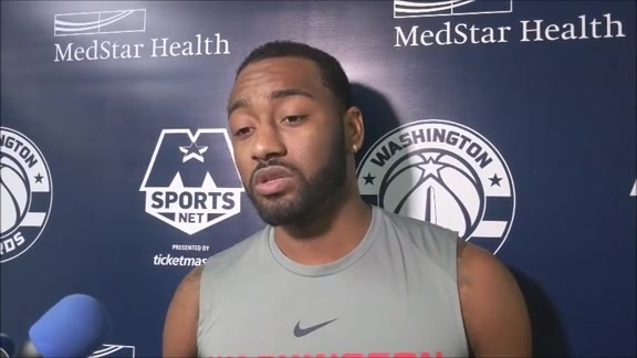John Wall Injury Update - 12/1/17