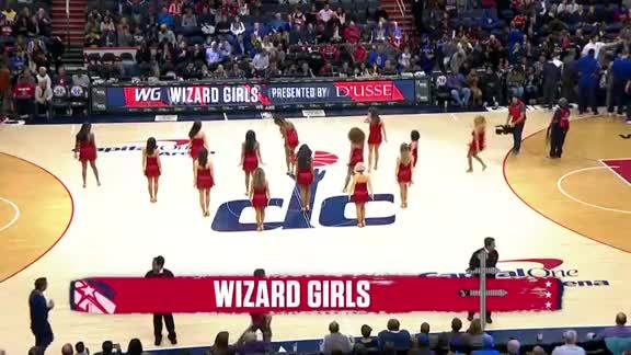 Wizard Girls #WizPistons - 12/1/17