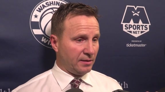 Scott Brooks Postgame - 12/12/17