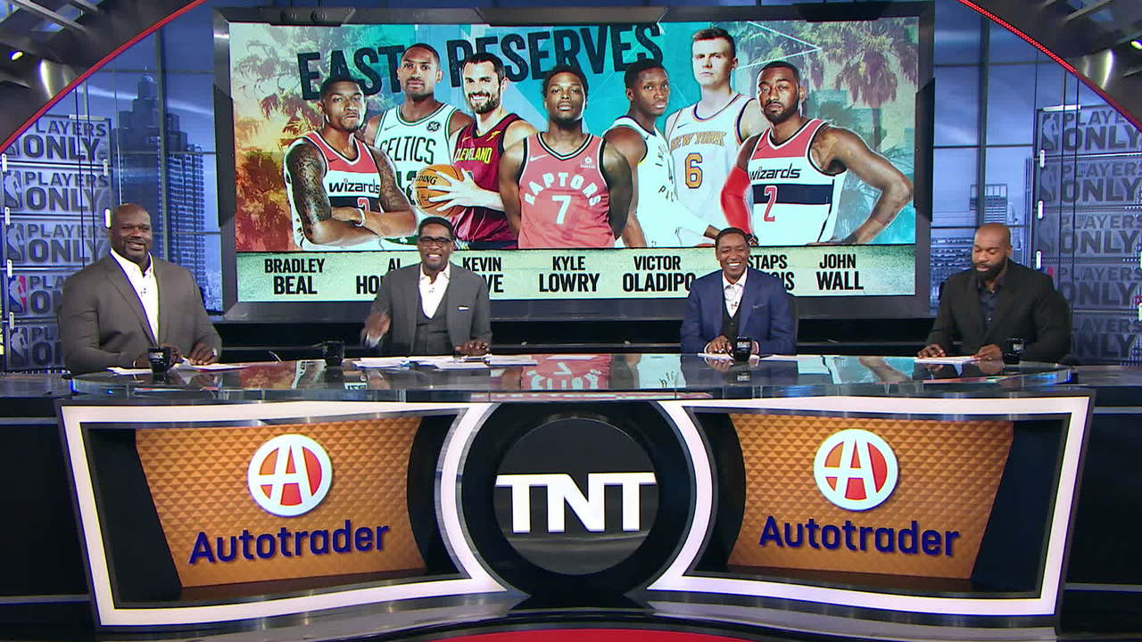 Players Only East All Star Reserves Analysis Nba Com