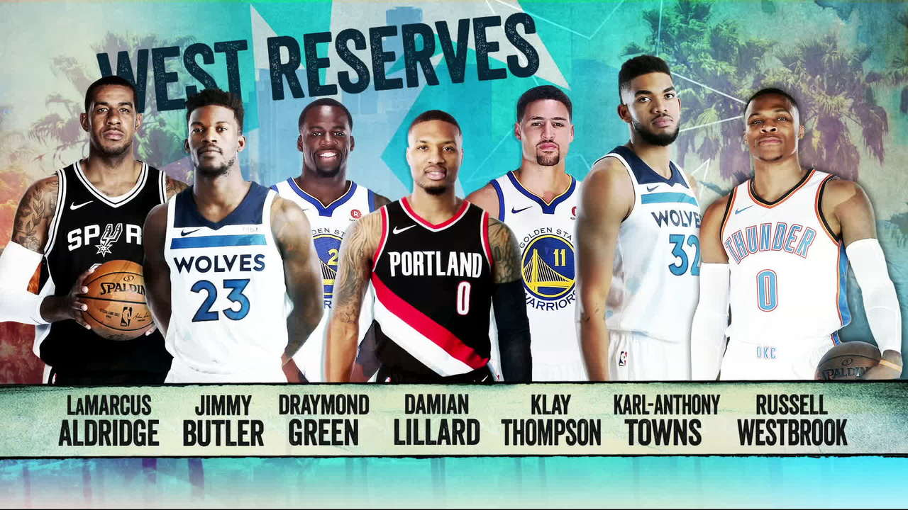 Celebrity game 2019 lineup