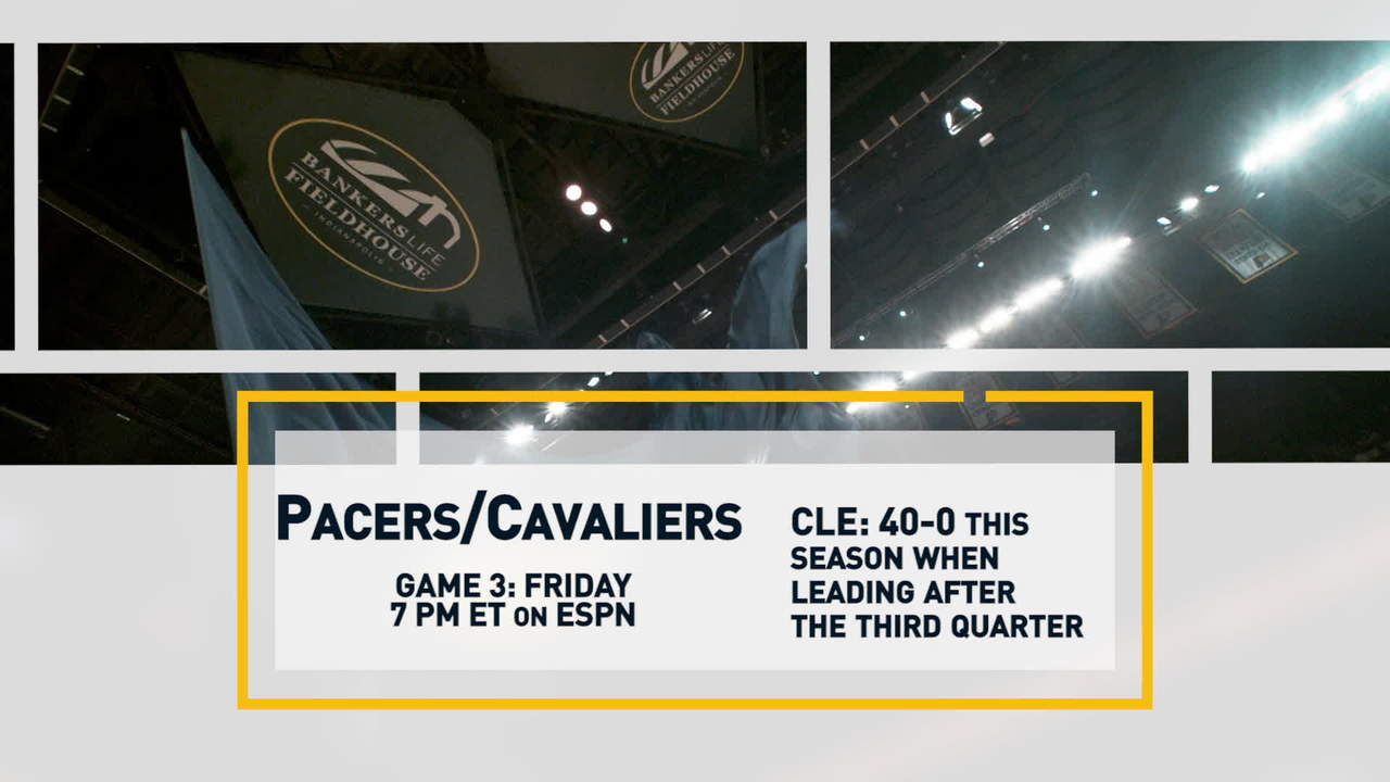 Dissecting the Digits: Cavs-Pacers Game 3 Preview