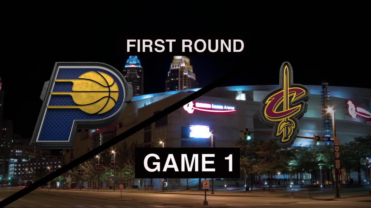 The Series So Far: Cavaliers vs. Pacers