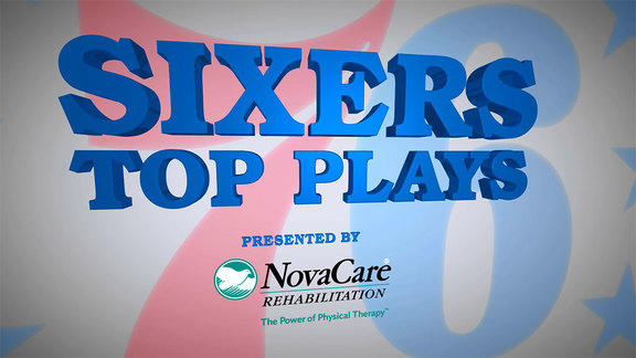 Top Plays - Sixers vs. Lakers