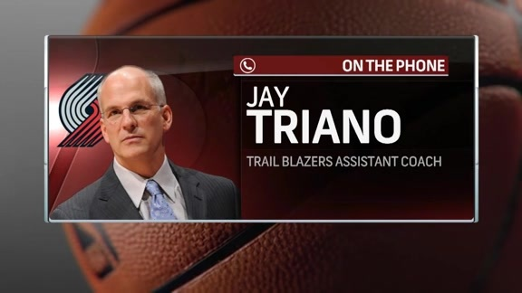 Assistant Coach Jay Triano Joins Courtside from LA