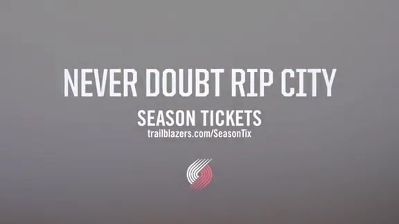 Never Doubt Rip City: Western Conference Semifinals