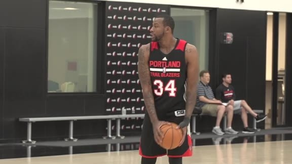 Cliff Alexander Talks Slimmer Frame at Summer League Mini-Camp