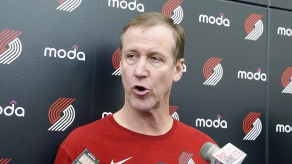 Stotts Addresses Media Ahead Of Matchup With Wizards