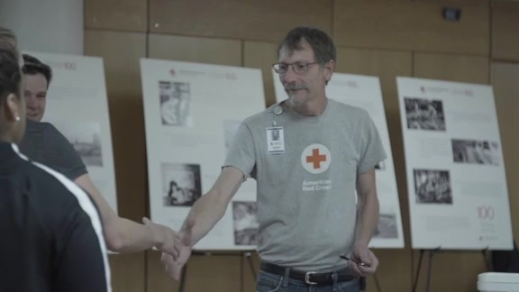 Portland Teams Unite for Red Cross Disaster Relief