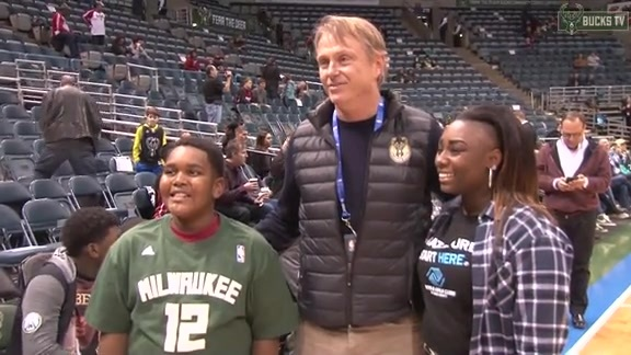 Wes Edens Honors Students