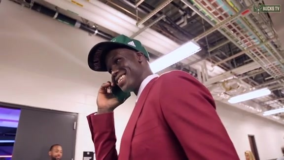 Draft All-Access: Thon Maker Becomes a Buck