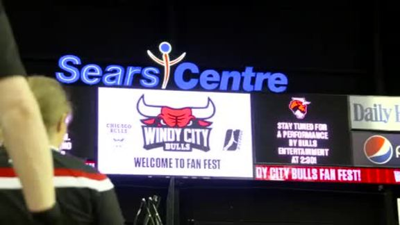 Windy City Bulls Fan Fest