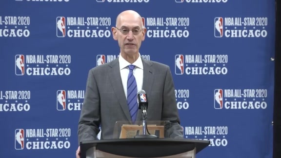 Bulls, City of Chicago, and NBA announce All-Star Game in 2020