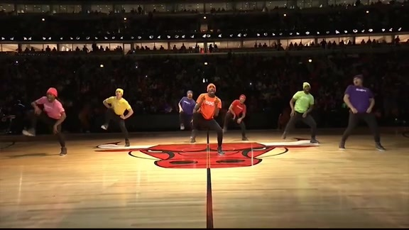 Bulls Entertainment Presents: The Most Magical Halftime on Earth