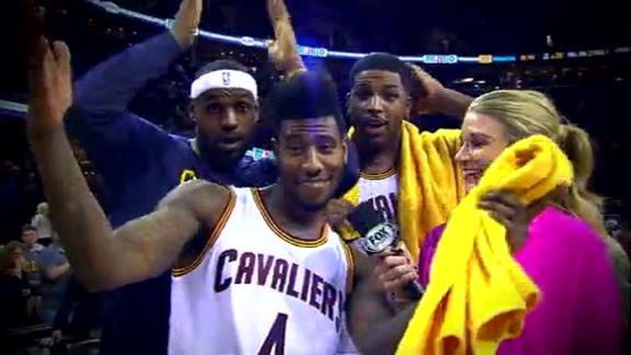 The Name Drop (Cavs Anthem) - By Iman Shumpert
