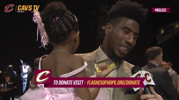 CavsTV Recaps Big Shots and Little Stars Fundraiser - November 11, 2015
