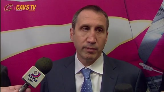 Postgame: Coach Blatt – January 10, 2016