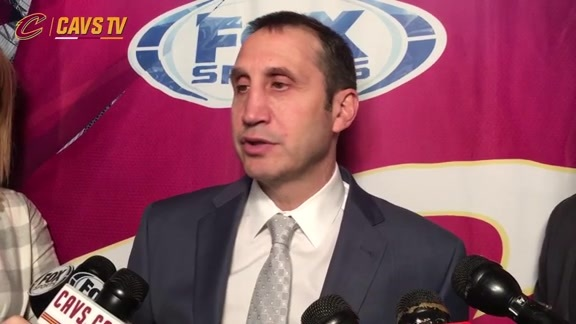 Postgame: Coach Blatt – January 14, 2016
