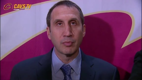 Postgame: Coach Blatt – January 15, 2016