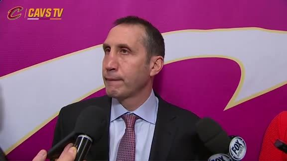 Postgame: Coach Blatt - January 20, 2016