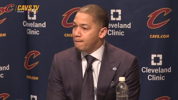 Postgame: Coach Lue - January 23, 2016