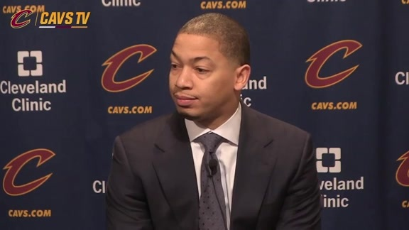 Coach Lue's Thoughts on the Frye Deal
