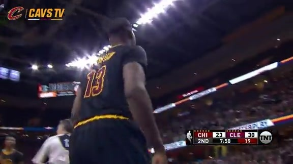 Thompson with the Hoop and the Harm - February 18, 2016